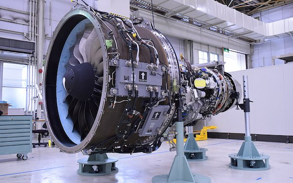 First Final Assembly Line in Japan for Commercial Aircraft Engines