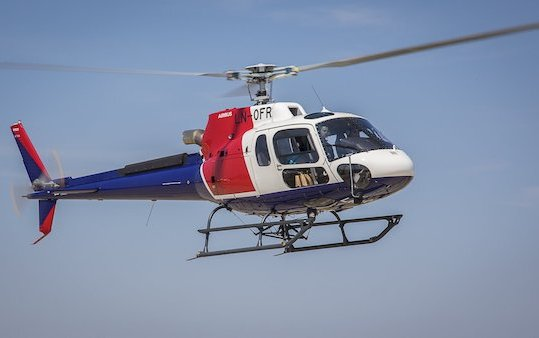 First H125s with digital logcards delivered to Norway's Helitrans