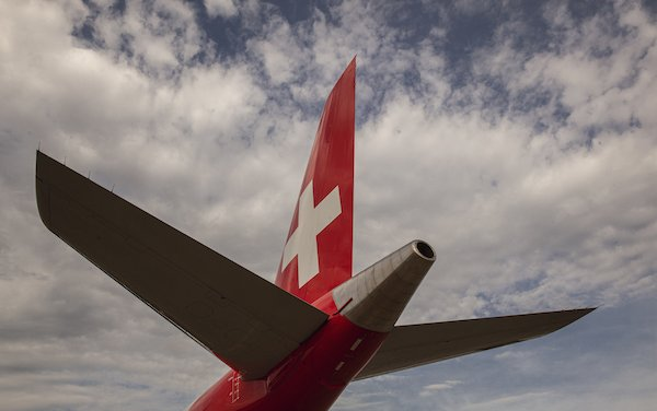 First Helvetic Airways E190-E2 Jet Received