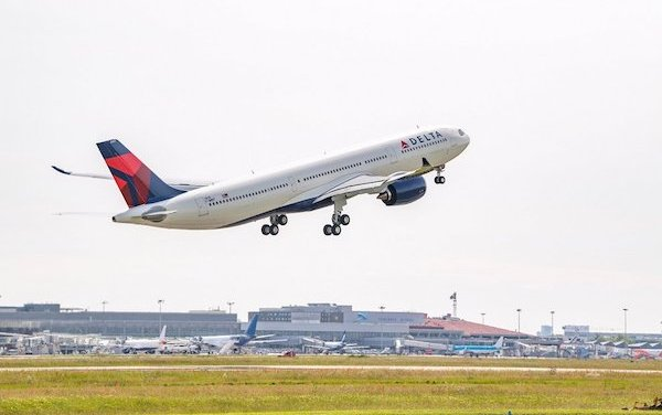 First highly efficient A330neo delivered to Delta Air Lines