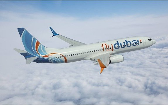 First in the Middle East - flydubai operates Next-Generation Boeing 737-800 Split Scimitar® Winglets