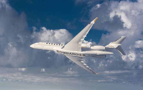 First Indonesia Bombardier Global 7500 delivered
