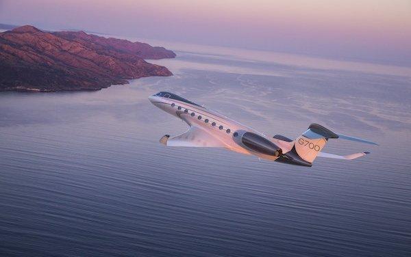 First international city-pair speed records for Gulfstream G700