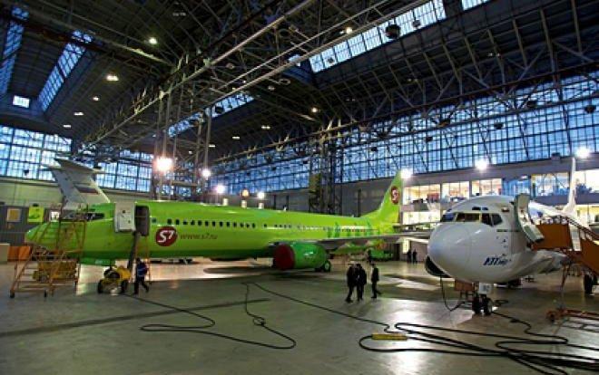 First international customer for aircraft painting hangar