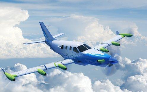 First key milestone of the EcoPulse hybrid aircraft demonstrator