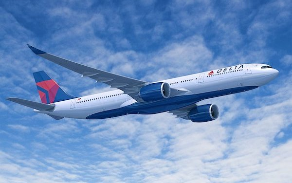 First of Delta Air Lines A330-900 makes inaugural flight