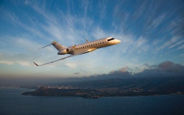 First of Three Global 6000 joined Luftwaffe Fleet