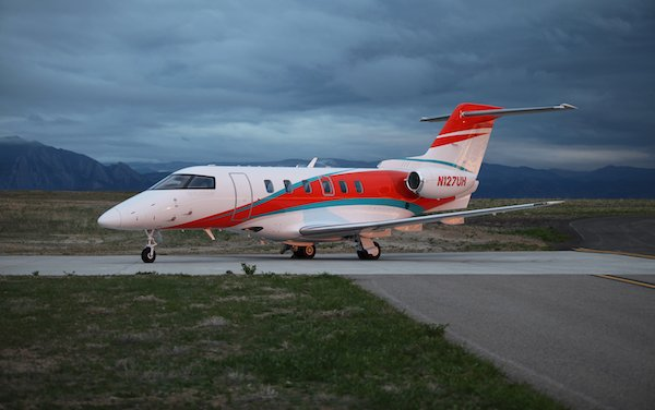 First of Two Pilatus PC-24s delivered to U-Haul International