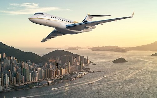 First order for Bombardier Global 5500 is secured