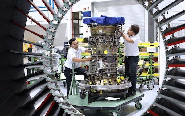First Pratt & Whitney GTF™ Engine Inducted by Eagle Services Asia
