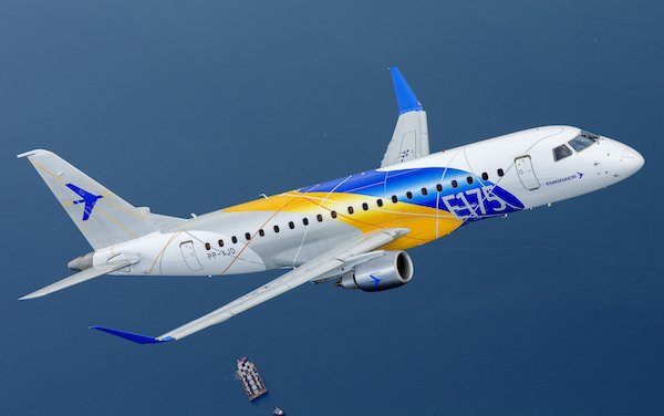 First quarter 2020: Embraer Delivers Five Commercial and Nine Executive Jets