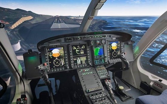 First rotorcraft customer to use Sustainable Aviation Fuel for training - Bell