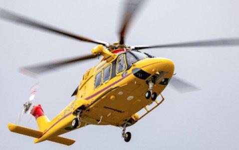 First satellite navigation procedures for helicopters - ENAV and Leonardo