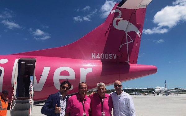 First time ATR-600 operated by U.S. carrier - Silver Airways