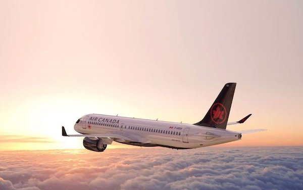 First Two New Air Canada Routes To Be Operated With Game Changing Airbus A220-300