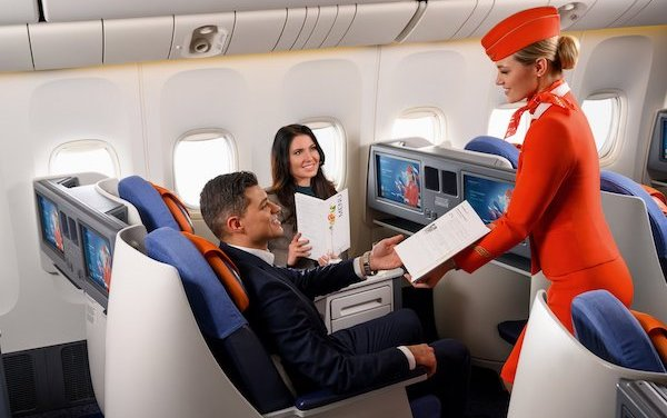 Fitch affirms Aeroflot's long-term credit rating