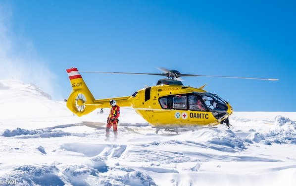 Five Airbus H135 helicopters to modernize ÖAMTC Air Rescue fleet