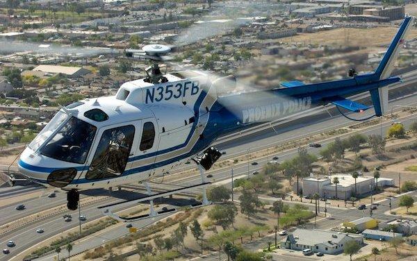Five new H125 helicopters to upgrade Phoenix Police Department fleet