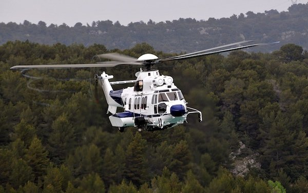 Five new helicopters for Japan National Police Agency