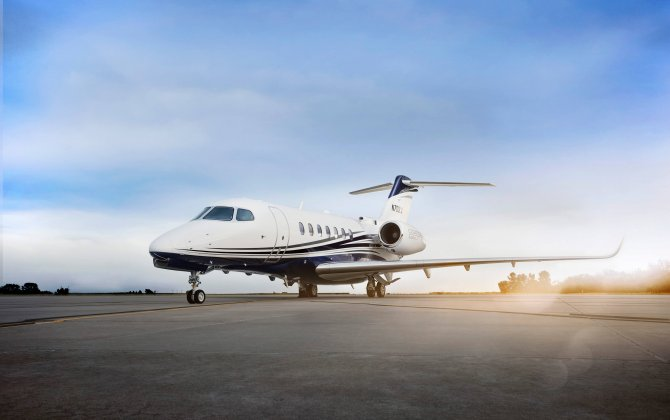 Flagship Cessna Citation Longitude lands at Singapore Airshow, makes Asia-Pacific debut