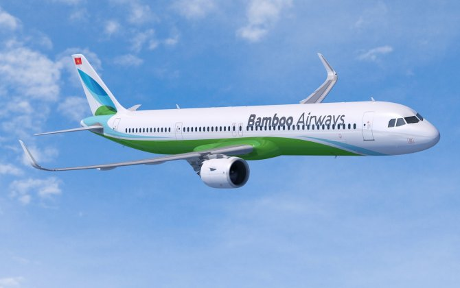 FLC Group selects A321neo for Bamboo Airways