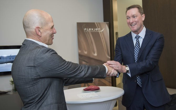 Flexjet to expand international operations under industry veteran Raymond Jones