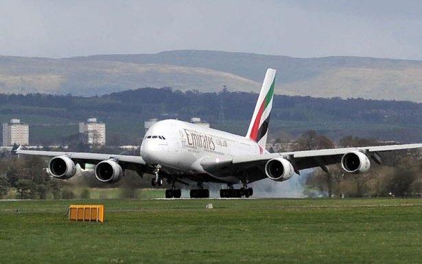 Flight EK19 declares midair emergency heading to UK from the Emirates