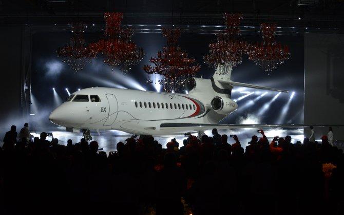 FLIGHT TEST: 8X, a Falcon formidablé