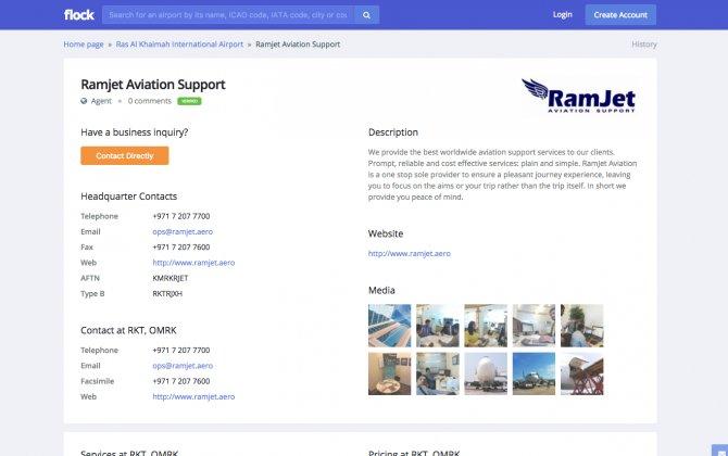 FltCtrl launches Flock, a unique online business aviation directory