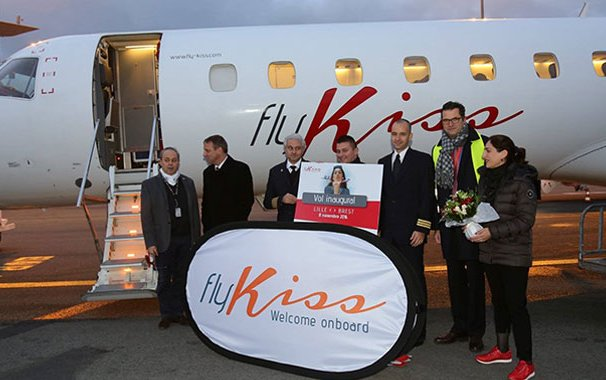 Fly KISS gets second phase of start-up underway