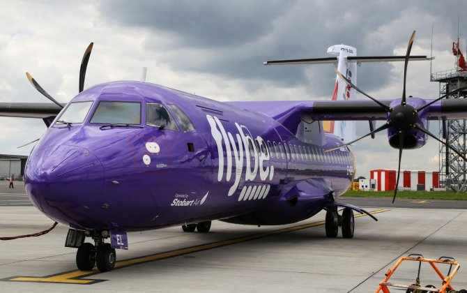Flybe boss primes airline for take-off