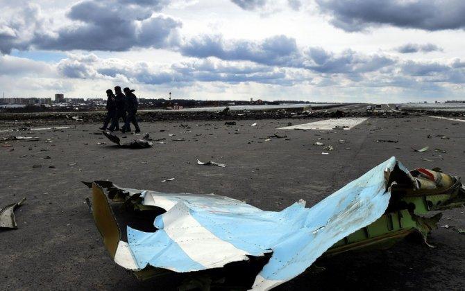 Flydubai crash: Yoke push 'simultaneous' with stabiliser shift