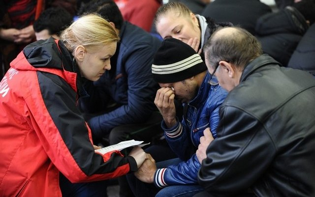 FlyDubai flight crashes in Russia, all 62 onboard dead
