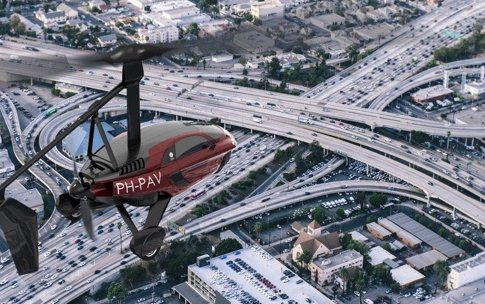 Flying car within 10 years - PAL-V and NLR are starting the Development