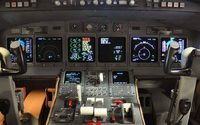 Flying Colours first to install combined Rockwell Collins FANS 1/A and ADS-B Out Solution on Canadian registered aircraft.