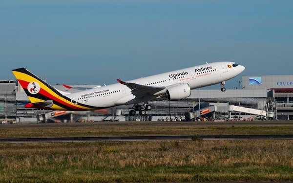 Flying further - Uganda Airlines took delivery of its A330neo