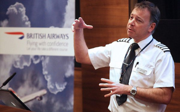Flying with confidence course goes digital - British Airways