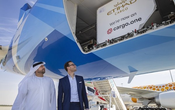 Focus on customer centricity: Etihad Cargo partners Cargo One