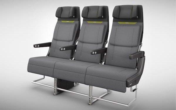 Focus Open Silver Award goes to Recaro Aircraft Seating CL3710 seat