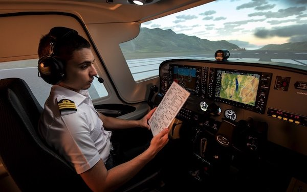 Focused on Chinese market ALSIM sold 5 AL172 simulators to Civil Aviation Flight University of China