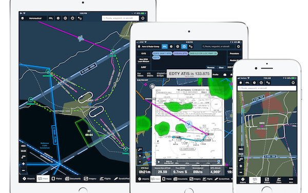 ForeFlight Mobile to Feature Jeppesen Visual Flight Rules Data, Expands Presence in Europe