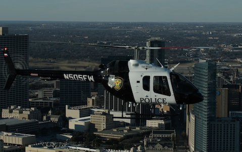 Fort Worth Police Department adds customized Bell 505 Jet Ranger X to enhance Air Support