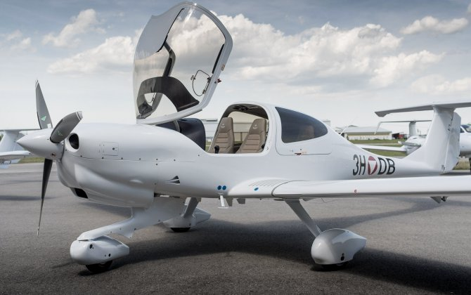 Four DA40 NG Training Aircraft for the Austrian Armed Forces