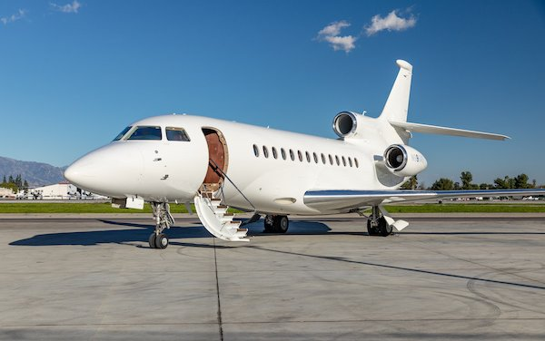 Fourth Falcon 7X are joining Planet Nine Private Air fleet