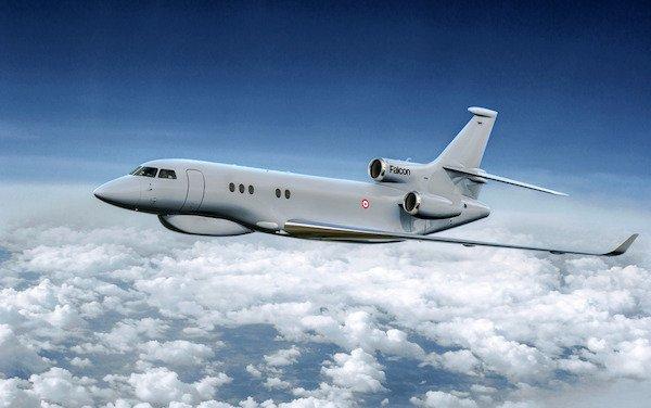 France new strategic airborne intelligence programme - Thales & Dassault Aviation