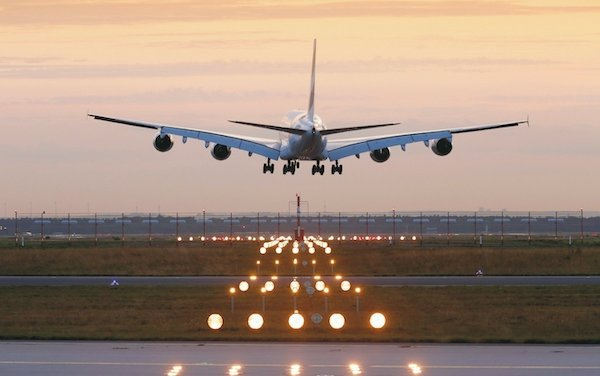 Frankfurt Airport - passenger numbers fall to historic low due to the Covid-19 pandemic