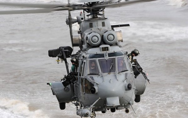 French Air Force bolsters its fleet of H225Ms