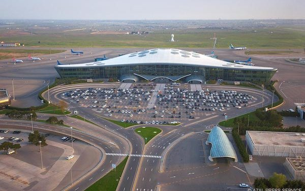 Further development of route network at Heydar Aliyev International Airport