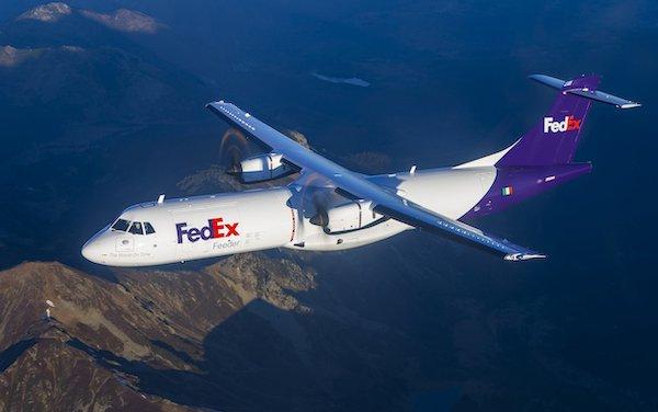 Further modernization of FedEx Express fleet with first purpose-built regional ATR Freighter