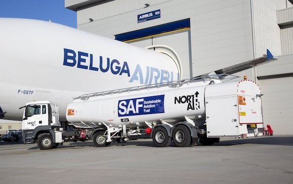 Further reduction of Airbus Beluga fleet environmental impact